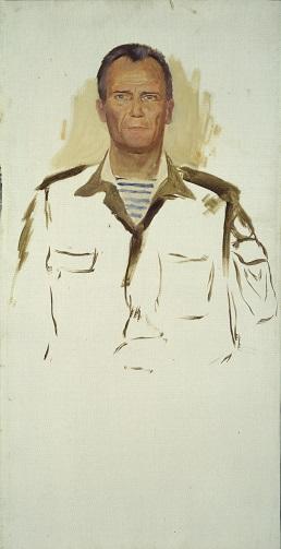 Портрет генерала Бондарчука